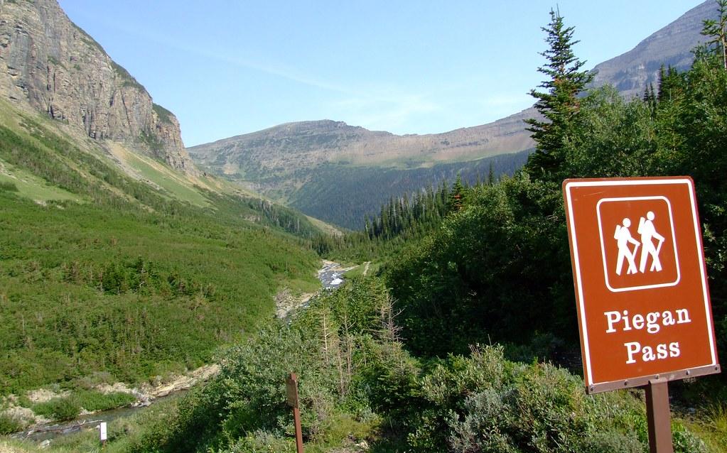 Piegan Pass