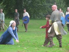 Rockingham Viking Day 104