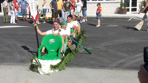Heineken Rowers