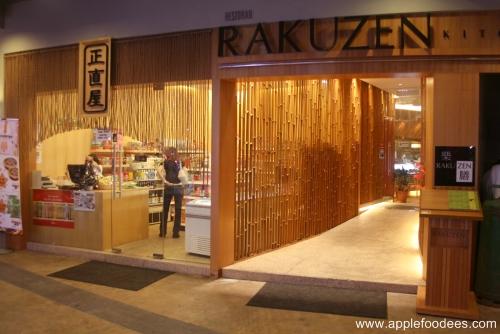 Rakuzen-Japanese Restaurant