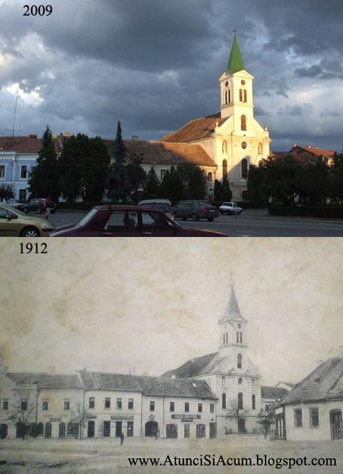 Aiud - Biserica Catolica