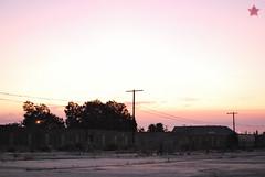 the setting sun take one ([ the black star ]) Tags: light sunset abandoned dark dusk decay stuff settingsun tvg daysoutandabout trivalleygrowers skylarcomet theblackstar haisera