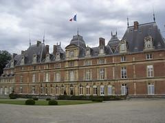 Le Château d'Eu (harry_nl) Tags: france 2009