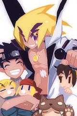 Disgaea 2 Axel & Brothers