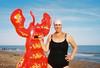 favorite beach toy (lomokev) Tags: orange beach sarah toy nikon kodak kodakportra400vc lobster swimsuit portra bathingsuit swimwear maillot sarahp nikonos inflatablelobster kodakportra400 kodakportra uploadedtoflickr nikonosv nikonos5 rockcakes pevenseybay rockcake flickr:user=rockcake flickr:nsid=52261030n00 nikonosfive sarahmeredith file:name=090909nikonosvvc21 roll:name=090909nikonosvvc