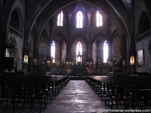 Catedral de Mirepoix, França