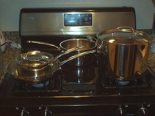 CUISINART COLLECTION COOKWARE