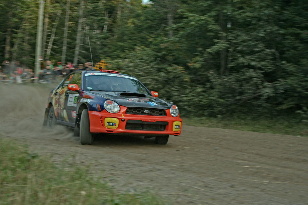 Marc Bourassa - Rallye Défi