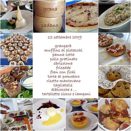 le ricette presentate