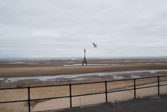 Crosby sea front 140909 025 (Leslie Platt) Tags: crosby anthonygormley anotherplace
