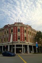 Vanguard building