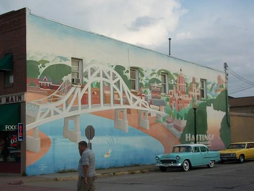 Hastings mural