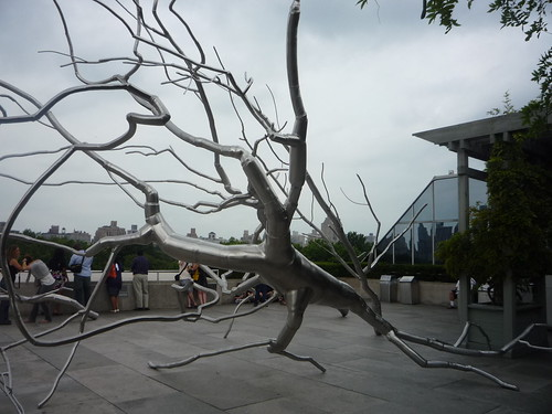 Roxy Paine at The Met