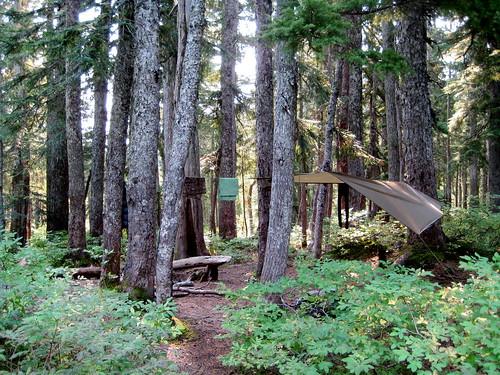 Camp at Eagle Lake