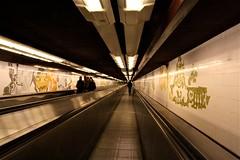 Paris (janetmeehan) Tags: paris underground subway vanishingpoint movement metro candid parismetro candidphotography parisphotography