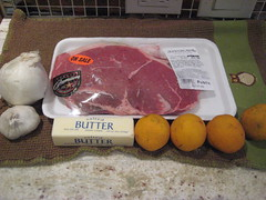 Bistec a la Plancha ingredients