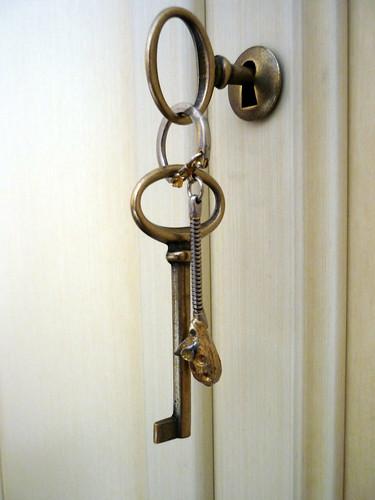 chiavi d'oro