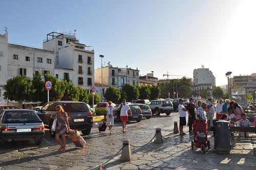 Alrededores del Puerto de Ibiza