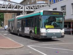 Renault Agora L - RATP 4516 (Pi Eye) Tags: paris bus renault autobus iledefrance agora idf castor ratp parisien rvi irisbus 652 stif agoral articul ligne652