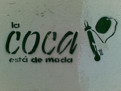 La coca está de moda
