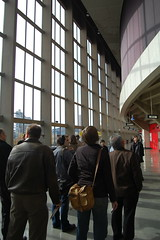 Coliseum concourse