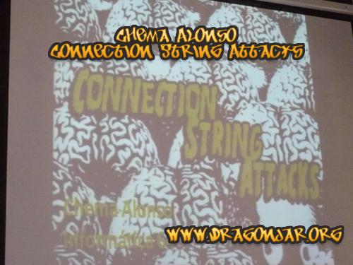 4010901218 6cc14279a8 o Tercer Encuentro Internacional de Seguridad Informática – Día III