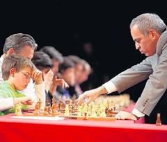 Joris Geene - Kasparov