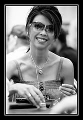 *Liz* (Liz Lieu) Tags: sunglasses ipod morocco pokertournament lizlieu thepokerdiva liveradioshow propokerplayer chilipokercom chilipokerambassador wptmarrakech huguesdeffournaisephotography specialeditionphotos