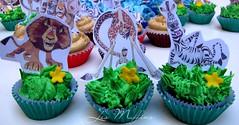 Madagascar Cupcakes A Photo On Flickriver