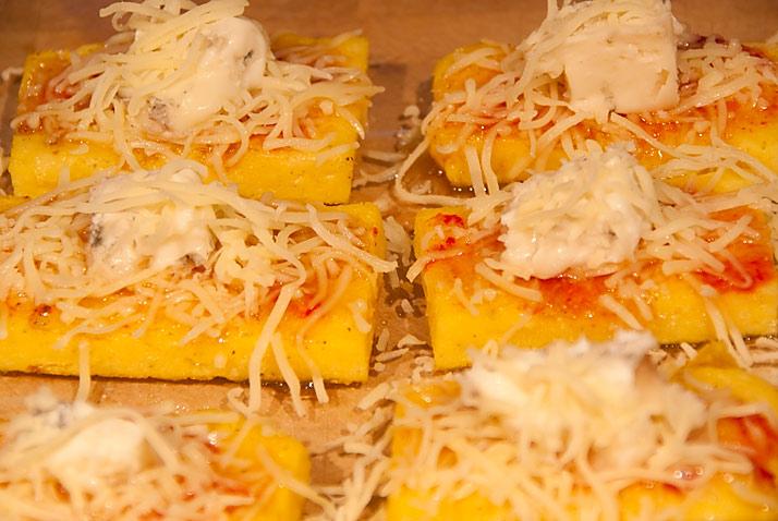 polenta dressing