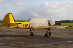 G-BZTF - 866703 - Private - Bacau Yak-52 - Duxford - 091108 - Steven Gray - IMG_3924