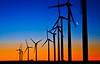 Weatherford Wind Power (Marvin Bredel) Tags: morning moon oklahoma windmill silhouette sunrise energy alternativeenergy marvin windturbine windfarm windpower weatherford marvin908 oklahomathroughmyeyes bredel marvinbredel
