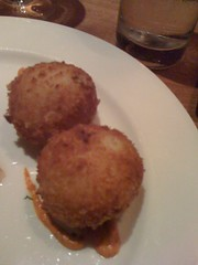 potato croquettes (stefohnee) Tags: seattle food restaurants spanish andaluca dinearoundseattle