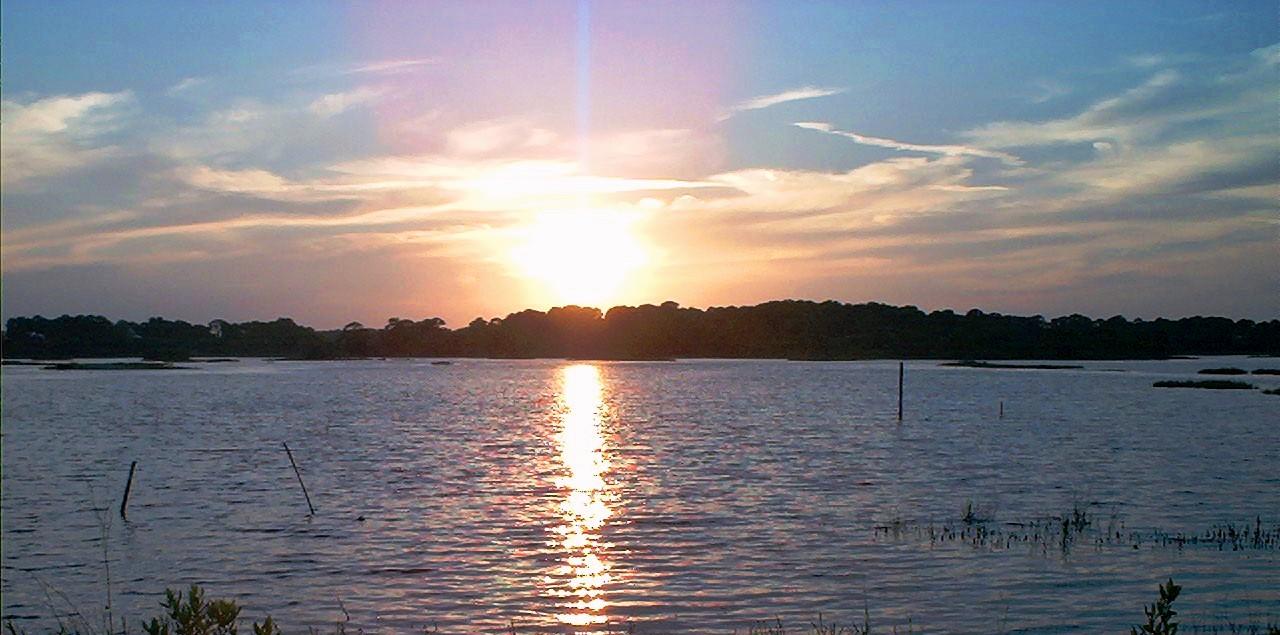 Florida sunset image