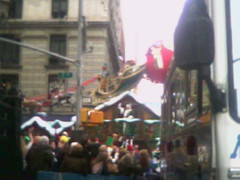 Macy's Thanksgiving Day Parade-Santa Claus