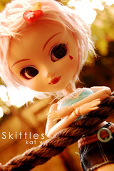 skittles (katyou) Tags: cute bigeyes doll pretty barbie pullip pullips coolcat obitsu fashionfever sbhm uncanricky pullipuncanricky obitsusbhm