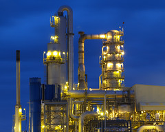 Chemical Plant 2 (tord75) Tags: light plant night texas houston chemical seabrook