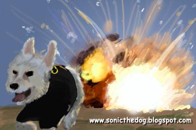 Sonic-explosion