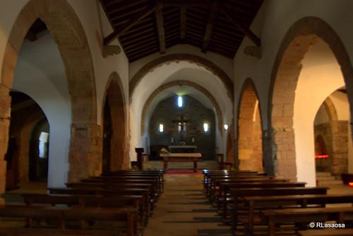 Iglesia de Santa María la Real, O Cebreiro, Lugo by Rufino Lasaosa