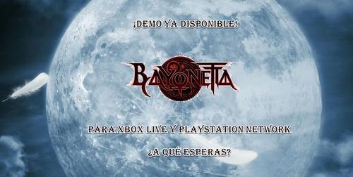 bayonetta demo