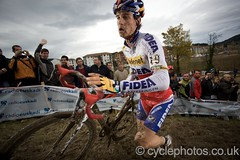 uci-cyclo-cross-world-cup-2009-igorre-zdenek-stybar-3 (cyclephotos.co.uk) Tags: sport race cycling cx cyclocross uci igorre zdenekstybar spainworldcup