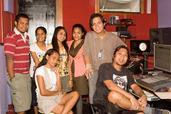 Randa Santo (East Timor) Music Production