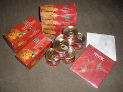 Christmas parcel