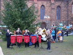 Dahmeland-Orchester und Karussell