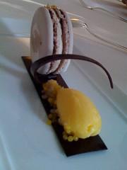 Recette dessert: Dôme au chocolat
