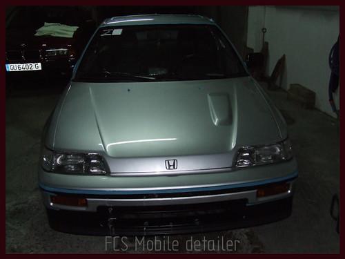 Honda CRX Gris Plata-38