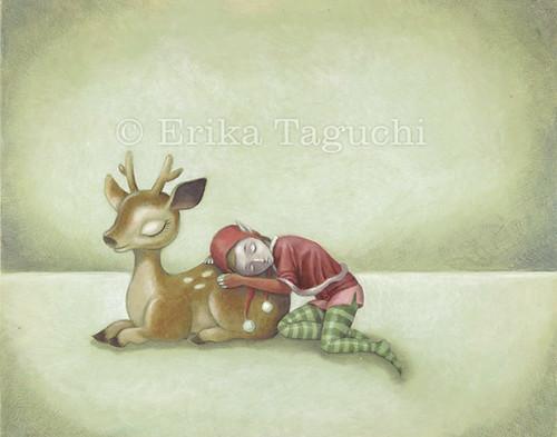 Final - Reindeer & Elf