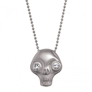 Juana Skull Necklace