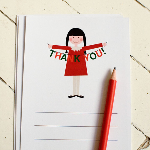 Custom Thank You Printable