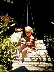 Small Z in Sam's baby swing
